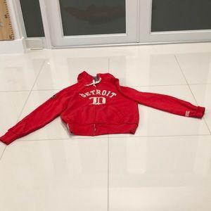Detroit Red Wings Retro Sweatshirt